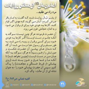 امام زمان از منظر روایات 21